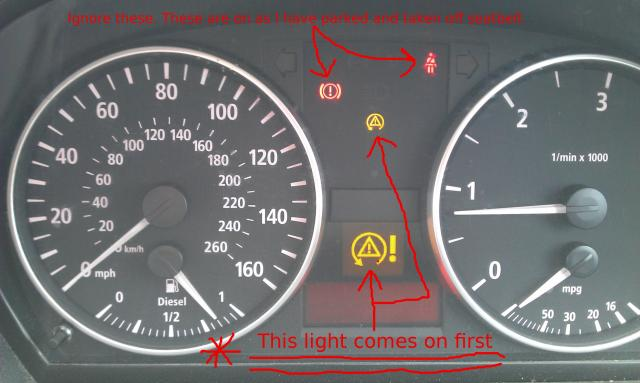 When to use dtc bmw
