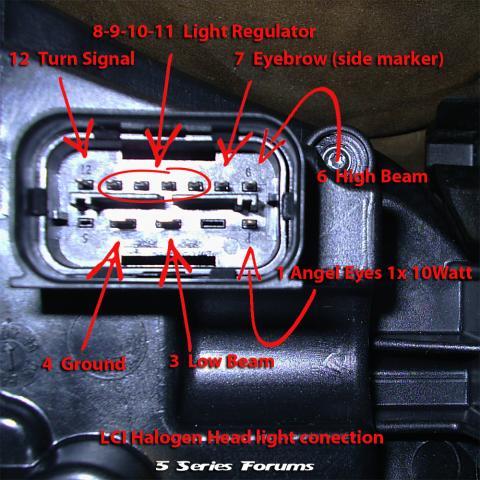 Bmw Headlight Wiring Diagram from www.bmw-driver.net