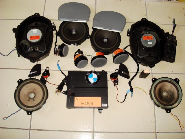 e46 4 harman kardon speakers amplifier bmw forums. Black Bedroom Furniture Sets. Home Design Ideas