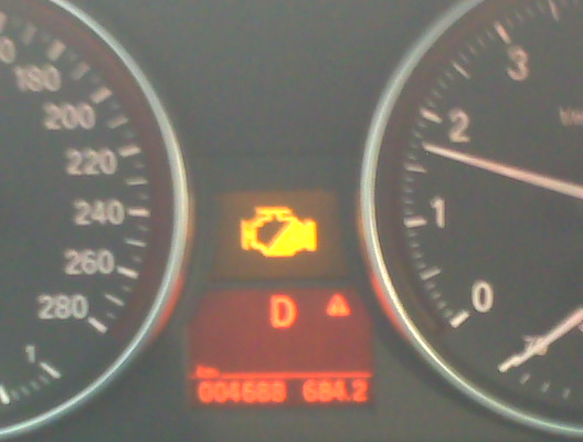 Yellow Half Engine Light On E90 318i Bmw Driver Net Forums