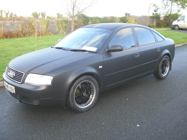 matte black audi a6. attached images matte black audi a6 a